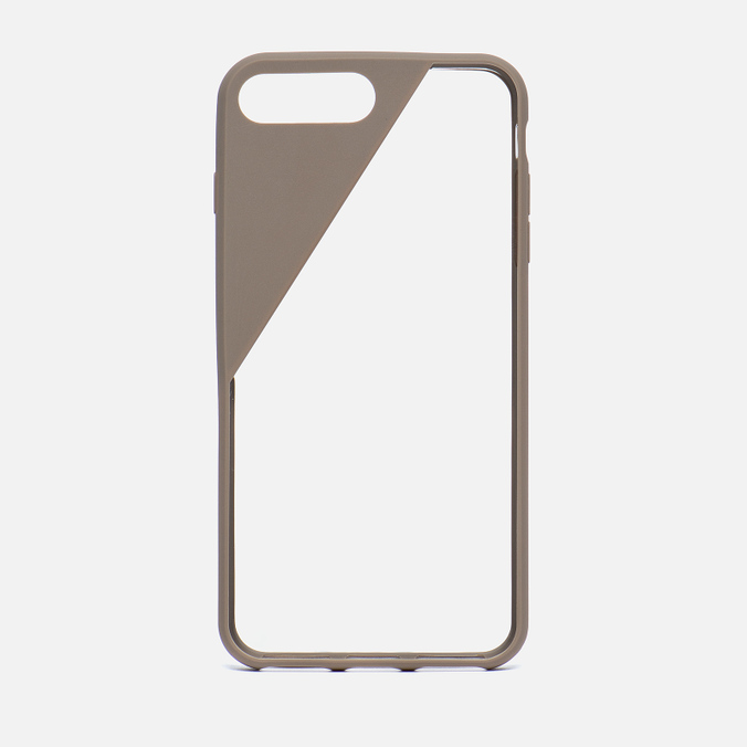 Чехол Native Union Clic Crystal iPhone 7 Plus Taupe