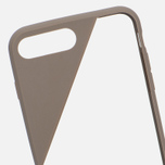 Чехол Native Union Clic Crystal iPhone 7 Plus Taupe фото- 2