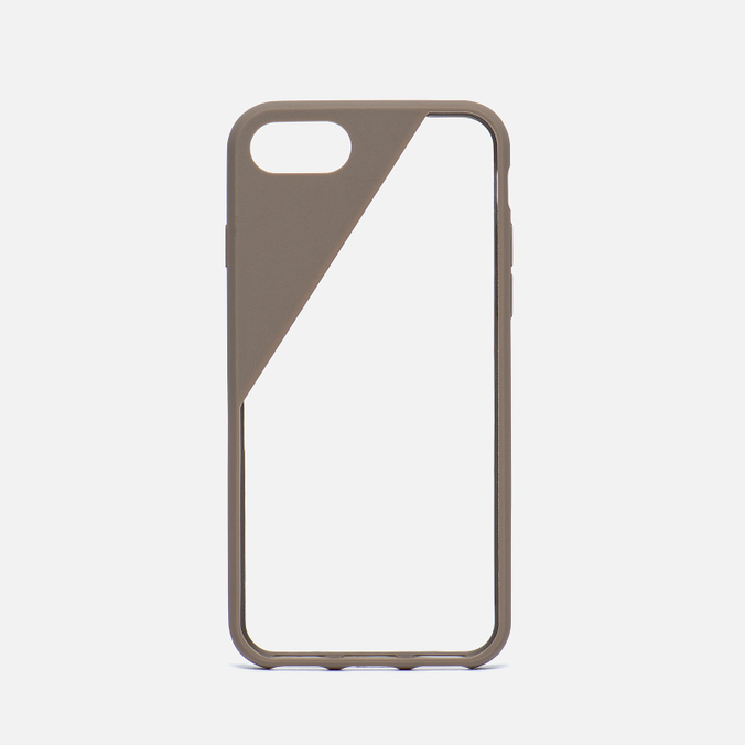 Чехол Native Union Clic Crystal iPhone 7 Taupe