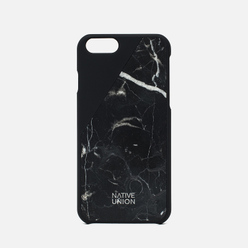 Чехол Native Union Clic Marble IPhone 6/6s Black