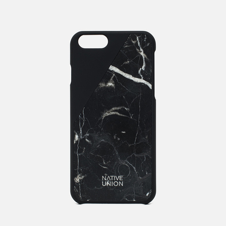 Native Union Clic Marble IPhone 6/6s Case Black