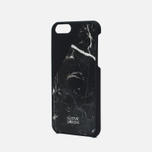 Чехол Native Union Clic Marble IPhone 6/6s Black фото- 1