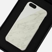 Чехол Native Union Clic Marble IPhone 6/6s White фото- 6