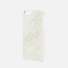 Чехол Native Union Clic Marble IPhone 6/6s White фото- 1