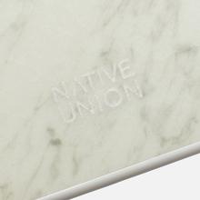 Чехол Native Union Clic Marble IPhone 6/6s White фото- 2