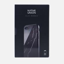 Чехол Native Union Clic Marble iPhone 7 Black фото- 4