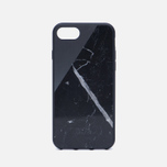 Чехол Native Union Clic Marble iPhone 7 Black фото- 0