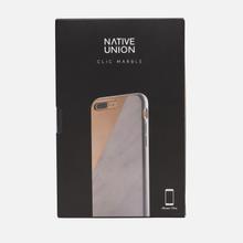 Чехол Native Union Clic Marble iPhone 7 Plus White/Rose фото- 3