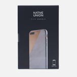 Чехол Native Union Clic Marble iPhone 7 Plus White/Rose фото- 4