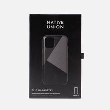 Чехол Native Union Clic Marquetry iPhone 11 Black фото- 3