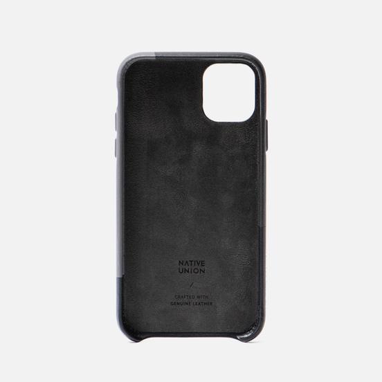 Чехол Native Union Clic Marquetry iPhone 11 Black