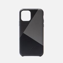 Чехол Native Union Clic Marquetry iPhone 11 Pro Black фото- 0