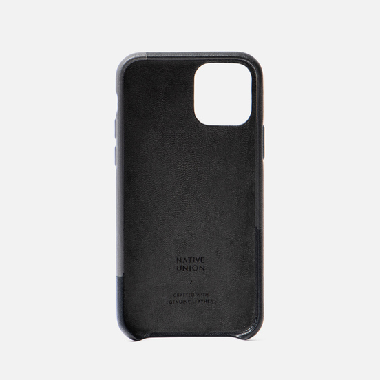 Чехол Native Union Clic Marquetry iPhone 11 Pro Black