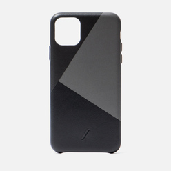 Чехол Native Union Clic Marquetry iPhone 11 Pro Max Black