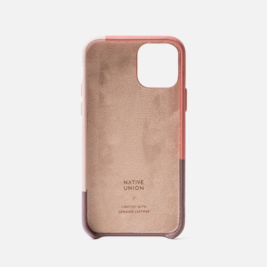 Чехол Native Union Clic Marquetry iPhone 11 Pro Rose