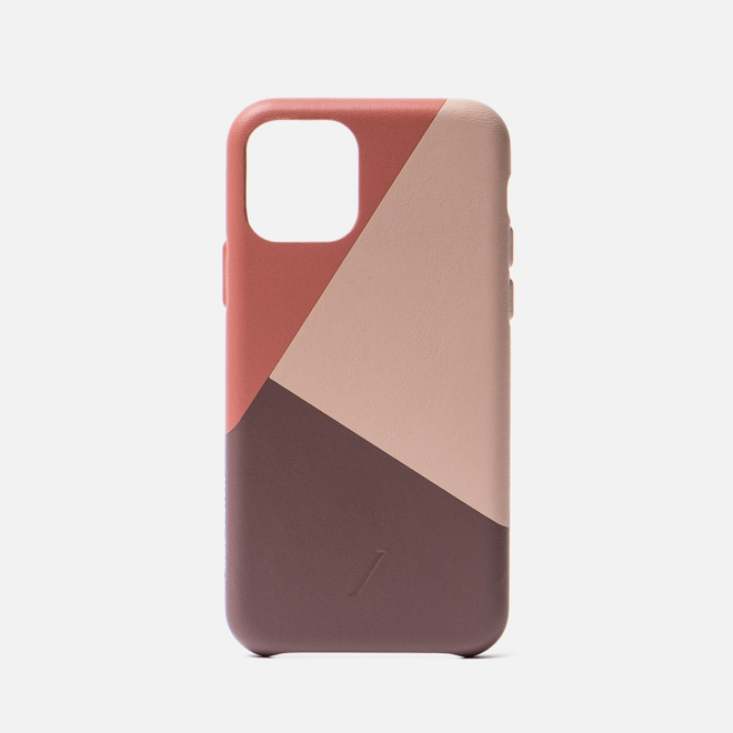 Чехол Native Union Clic Marquetry iPhone 11 Pro Rose