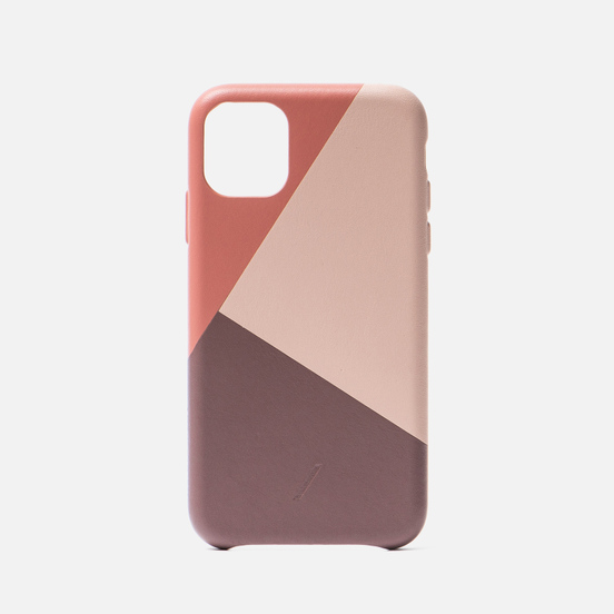 Чехол Native Union Clic Marquetry iPhone 11 Rose