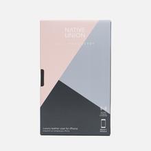 Чехол Native Union Clic Marquetry iPhone 7/8 Pink/Blue/Grey фото- 3