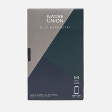 Чехол Native Union Clic Marquetry iPhone 7/8 Plus Grey/Dark Green/Dark Blue фото- 3