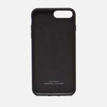 Чехол Native Union Clic Marquetry iPhone 7/8 Plus Grey/Dark Green/Dark Blue фото- 1