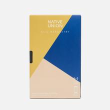 Чехол Native Union Clic Marquetry iPhone 7/8 Yellow/Blue/Beige фото- 3