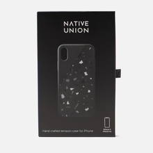 Чехол Native Union Clic Terrazzo iPhone X/Xs Black фото- 1