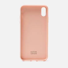 Чехол Native Union Clic Terrazzo iPhone Xs Max Rose фото- 3