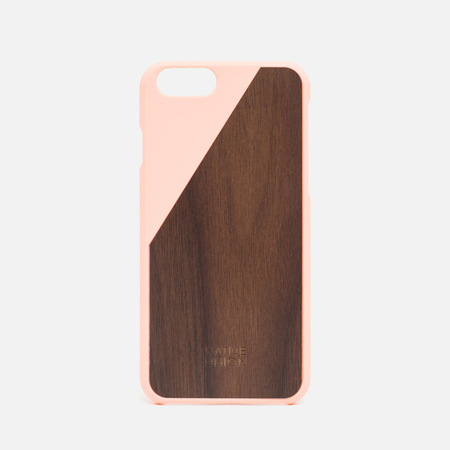 Чехол Native Union Clic Wooden IPhone 6/6s Blossom/Cherry Wood