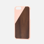 Чехол Native Union Clic Wooden IPhone 6/6s Blossom/Cherry Wood фото- 1