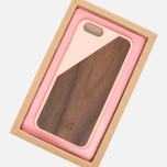Чехол Native Union Clic Wooden IPhone 6/6s Blossom/Cherry Wood фото- 4
