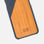 Чехол Native Union Clic Wooden IPhone 6/6s Marine/Cherry Wood фото- 2