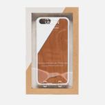 Native Union Clic Wooden IPhone 6/6s Case White/Cherry Wood photo- 5