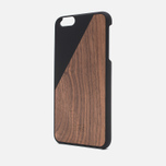 Чехол Native Union Clic Wooden IPhone 6 Plus Black Wood фото- 1