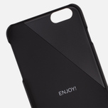 Чехол Native Union Clic Wooden IPhone 6 Plus Black Wood фото- 3