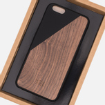 Чехол Native Union Clic Wooden IPhone 6 Plus Black Wood фото- 6