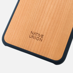 Чехол Native Union Clic Wooden IPhone 6 Plus Dark Blue Wood фото- 6