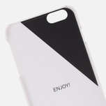 Чехол Native Union Clic Wooden IPhone 6 Plus White Wood фото- 3