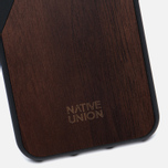 Чехол Native Union Clic Wooden iPhone 7 Black/Wood фото- 2