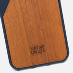 Чехол Native Union Clic Wooden iPhone 7 Marine/Wood фото- 2
