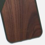 Чехол Native Union Clic Wooden iPhone 7 Olive/Wood фото- 2