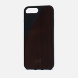 Чехол Native Union Clic Wooden iPhone 7 Plus Black/Wood фото- 1