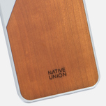 Чехол Native Union Clic Wooden iPhone 7 Plus White/Wood фото- 2
