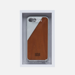 Чехол Native Union Clic Wooden iPhone 7 White/Wood фото- 3