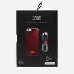 Набор для iPhone Native Union Leather Edition iPhone 6/6s Bordeaux фото- 8