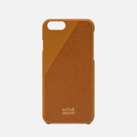 Набор для iPhone Native Union Leather Edition iPhone 6/6s Gold фото- 1