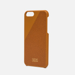 Набор для iPhone Native Union Leather Edition iPhone 6/6s Gold фото- 2