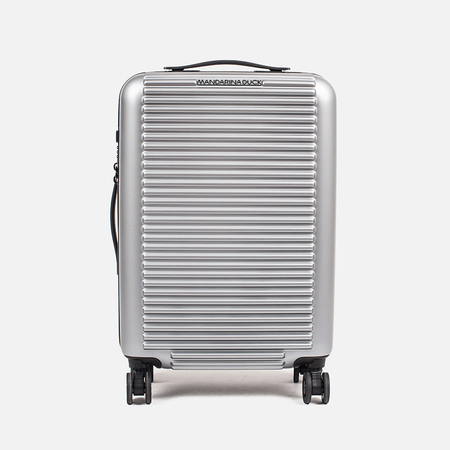 Дорожный чемодан Mandarina Duck Logoduck Tank Trolley V01 Grigio