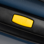 Mandarina Duck Logoduck Trolley V11 Suitcase Dark Denim photo- 10