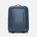 Mandarina Duck Logoduck Trolley V11 Suitcase Dark Denim photo- 0