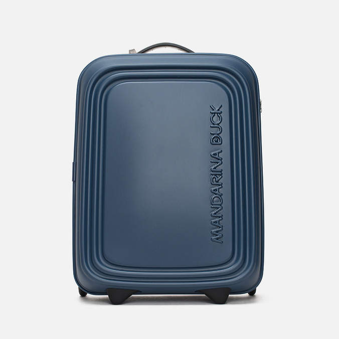 Mandarina Duck Logoduck Trolley V11 Suitcase Dark Denim
